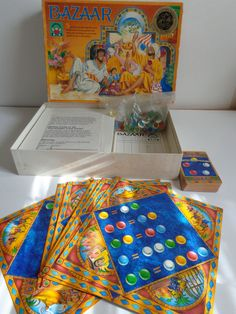 """Discovery Toys """"Bazaar"""" game"""