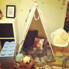 A great way to re-use an old crib :) Diy Teepee Tent, Old Cribs, Toddler Bed, Live, Instagram Posts, Furniture, Home Decor, Creative Decor, Creativity