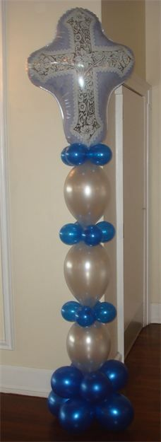communion balloons - Google Search