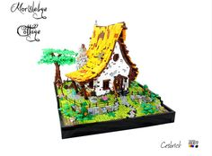 ~ Lego MOCs Fantasy ~ Morisledge Cottage