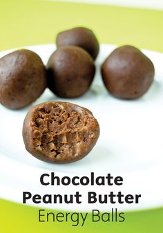 5 simple ingredients, including cocoa powder, peanut butter, black beans, honey, and almonds, are all you need to create this kid-approved, healthy snack. It's a great way to get an energy boost and satisfy that chocolate craving!