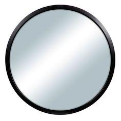 """62.99 36x36 """"Bentwood"""" Round Mirror"""