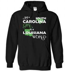 024-LOUISIANA - #bridesmaid gift #gift certificate. WANT THIS => https://www.sunfrog.com/Camping/1-Black-85970762-Hoodie.html?68278