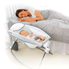 Our Thoughts on the Fisher Price Auto Rock 'n Play Sleeper