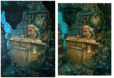 ArtStation - Busy day !, Jean-Baptiste Monge