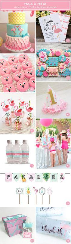 decoracao-festa-infantil-tema-flamingo-board-inspiracao