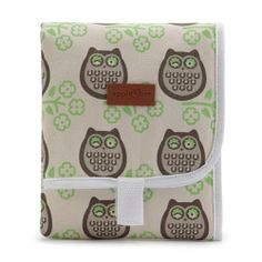 That's right, I am so deep up in this baby gear hunt, I will post changing pads. Cute owl covered changing pads.