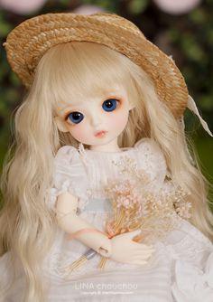 LINA CHOUCHOU DOLL 【DOLK×LIANCHOUCHOU】Sweet vanilla Macaron・世界30体・即納 | 総合ドール専門通販サイト - DOLKSTATION(ドルクステーション)