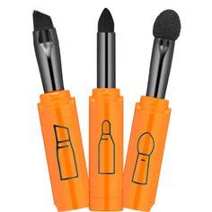 make me pretty – multi use eyeshadow brush 01 cool tools - essence cosmetics