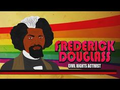 Frederick Douglass for Kids(Cartoon Biography) Educational Videos for Students (Black History Month) - YouTube