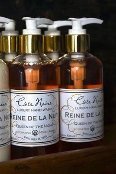 Cote Noire Reine De La Nuit Hand Wash