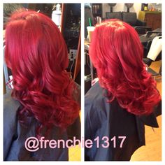 Ariel Red Hair!  @frenchie1317