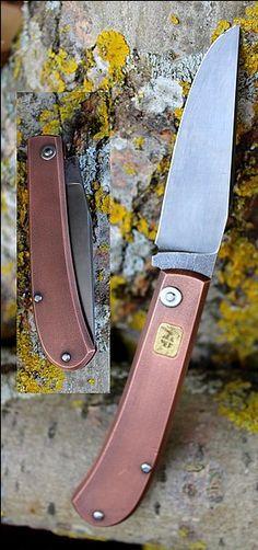 SeGa - Gavroche - 90mcv8 cuivre & laiton