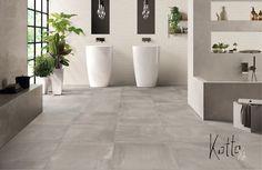 #Emilceramica #Kotto XL Cenere 60x60 cm 607P8R | #Gres #cotto #60x60 | su #casaebagno.it a 31 Euro/mq | #piastrelle #ceramica #pavimento #rivestimento #bagno #cucina #esterno