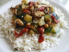 sk - recepty a videá o varení Risotto, Grains, Food And Drink, Yummy Food, Baking, Fit, Ethnic Recipes, Health, Kochen