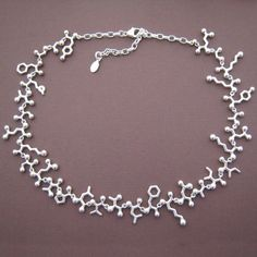 Endorphin Choker by Made with Molecules