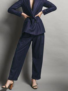 Massimo Dutti MIT ZWEI TASCHEN LIMITED EDITION - Skjorter - beige