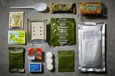 """From MRE to Michelin"" is a collaboration between New York chef Chuck George, Jimmy Pham and photographer Henry Hargreaves (previously), featuring military food plated as if they were served at a Michelin-rated restauraunt.  ""MRE (Meals Read to Eat) are military combat rations provided to soldiers in the field of duty. Due to their unappetizing taste they have earnt the nickname 'meals rejected by everyone.'  With this project we wanted to reimagine the meals and plate in a man..."