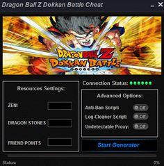 Dragon Ball Z Dokkan Battle Cheat