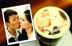 Lets Cafe Latte Printer