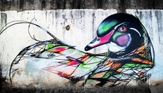 These Street Artists are rewinding Cities. This one is by L7M, Sao Paolo. - via Urban Times