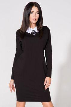 https://www.margery.pl/Sukienka-Model-T142-Black-p8495  Zapraszamy na zakupy! Promocja -25% na wszystko :)