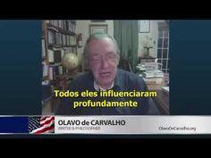 OLAVO DE CARVALHO EXPÕE O FORO DE SÃO PAULO E COMUNIZAÇÃO DO BRASIL NA T...