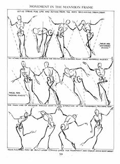 Anatomy #drawing #tips #movement #tutorial #lesson #art