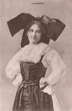 Alsatian, Folklore, Menswear, Costumes, Portrait, Painting, Art, Art Background, Dress Up Clothes