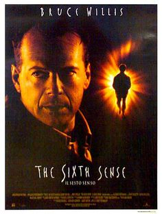 The Sixth Sense - Italian Movie Poster by Firstposter.com Movie Posters Wall, via Flickr