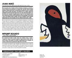 ArtPalma Brunch 2015 Fundació Pilar i Joan Miró