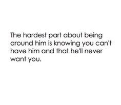 Or in my case knowing you both like eachother but not knowing if he's gonna ask you out