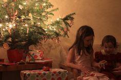 Slavakia Christmas             opening gifts on Christmas   by NaomiH   Almost Bananas