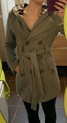 Manteau gris neuf