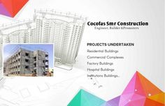 Construction and Construction affiliated Services We construct all types of commercial buildings, individual villas, housings, apartments according to the vastu in your budget price We have set high standards in different segments of construction in terms of Quality Construction and Constructions affiliated Services. For Details: Call: 96596 66077 #Construction #builders #Realestate #promoters