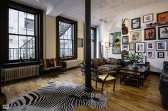 Brown Harris Stevens | Luxury Residential Real Estate: 79 Worth Street, Downtown, New York City - $2,900,000
