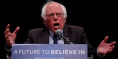 Bernie Sanders Says Hillary Clinton Should Cut Ties With Clinton Foundation If Elected