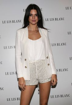 Kendall Jenner in classy and gorgeous style