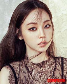 안소희, 베일을 벗다   코스모폴리탄 (Cosmopolitan Korea)