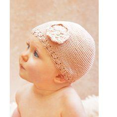 baby beanie hat. Free PDF download.