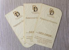 Wood business cards are an elegant and classy way to introduce yourself to others. info@@dex-druk.pl