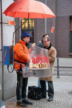 One Man Hot Dog Stand | NOVAPLANET
