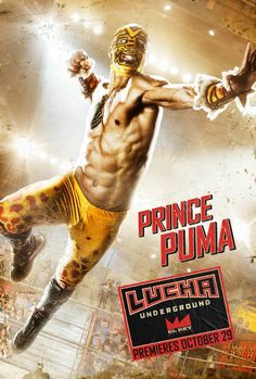 prince puma - lucha underground