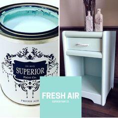 Fresh Air Superior Paint Co. Canadian Made Fresh DIY Chalk