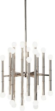 Jonathan Adler Meurice Chandelier - contemporary - chandeliers - Masins Furniture