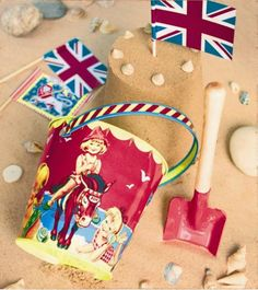 Classic Toys from Rex London (formerly dotcomgiftshop) - traditional children's gifts online. British Beaches, British Seaside, British Summer, Seaside Beach, Seaside Wedding, Beach Fun, Stick Of Rock, Beach Souvenirs, British Holidays