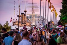 Spruce Street Harbor Park And RiverRink Summerfest Team Up With Garces Group, Federal Donuts And Franklin Fountain On Awesome Waterfront Dining Options This Summer   Uwishunu - Philadelphia Blog About Things to Do, Events, Restaurants, Food, Nightlife and More