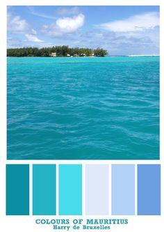Colours of Mauritius