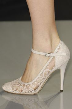 Christian Louboutin, nothing to wear these with but they are gorgeous!