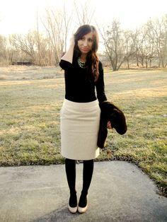 Sooo sleek. I love this chick.